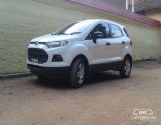 2014 Ford Ecosport 1.5 DV5 MT Ambiente